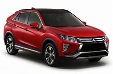 New Mitsubishi Eclipse Cross Suv Revealed Autocar