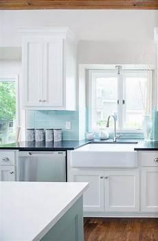 Blue Tile Backsplash Kitchen Blue Design Ideas