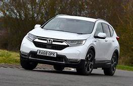 2019 Honda CR V Hybrid Review  Price Specs And Release