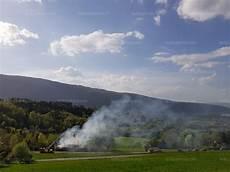 Haute Savoie En Raison D Un Incendie La Route De
