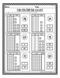place value worksheets differentiated 5071 differentiated place value worksheets by the multi sensory