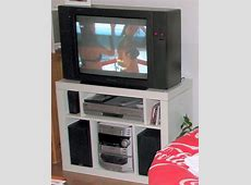 Expedit square into a stereo cabinet   IKEA Hackers   IKEA