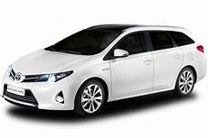 Toyota Auris Touring Sports Estate Review Carbuyer