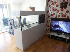 marine room divider aquarium size 72x24x18 inch from prime