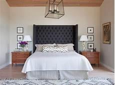 Bedroom Ideas Grey Headboard by Gray Grey Upholstered Headboard Tufted Linen Neutral