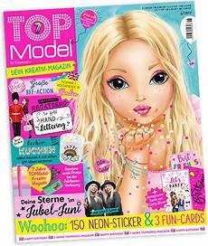Top Model Heft - topmodel magazin juni 2017 bei papiton bestellen