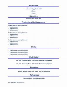 64 best openoffice images on resume templates professional resume openoffice template