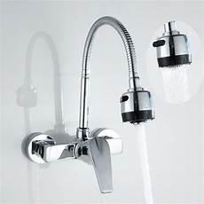faucet spout wall mounted kitchen faucet mixer