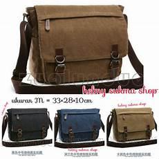 jual tas selempang laptop kanvas mugu 8645 1 tas kerja tas sekolah tas kuliah tas fashion tas
