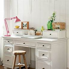 20 beautiful white desk designs for your office