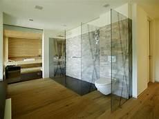 Trennwand Glas Bad - nasszelle ade das wohnbad zieht ein news glasvetia