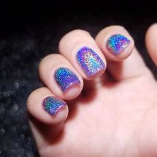 realchic newest brand 7ml holo luminous glitter gel nail