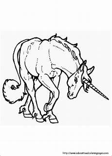 unicorn coloring pages free for