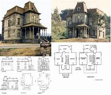 psycho house floor plans psycho house country houses pinterest