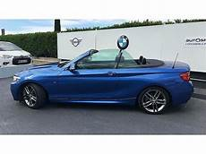 Bmw Serie 2 Cabriolet 218ia 136ch M Sport Occasion