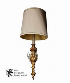 decorative gilded wall sconce hanging accent l light