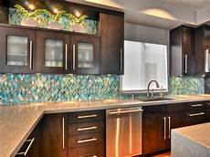 Photos Of Kitchen Backsplash Glass Backsplash Ideas Pictures Tips From Hgtv Hgtv