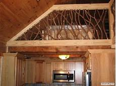 Rustic Handrails For The Home Options And Materials For