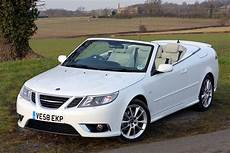 used saab 9 3 convertible 2003 2011 review parkers
