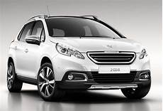 New Peugeot 2008 2013 Crossover Suv Prices Spec Revealed