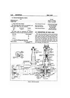 old cars and repair manuals free 1988 buick skyhawk engine control 1958 buick chassis service manual rear axle page 1 of 1