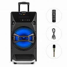 Beat Enceinte Mobile 100w Rms Bluetooth Usb Sd