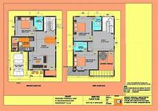 north facing duplex house plans 30 40 house plan north facing house floor plans