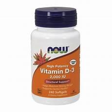 vitamin d3 2000 ie kapseln now foods kaufen