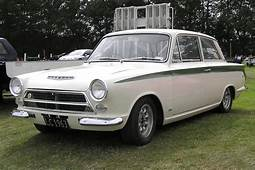 Avengers In Time 1962 Cars Ford Cortina MK I