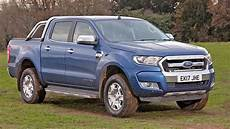 Test Ford Ranger Limited Farmers Weekly