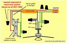 wiring diagram switch loop ceiling fan ms fixit pinterest ceiling fan