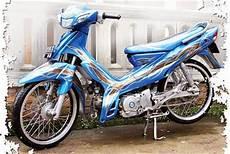 Variasi Motor Zr by Modifikasi Motor Zr Gambar Modif Yamaha Zr