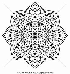 immagini di fiori da colorare e stare simple floral mandala simple floral mandala