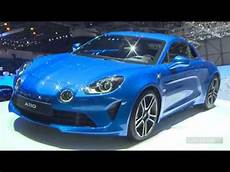 Renault Alpine A 110 Au Salon De 232 Ve 2017