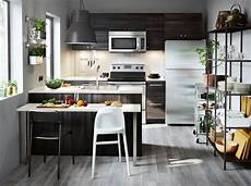 Create A Kitchen That S Cool Calm And Functional Ikea