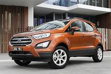 Ford Ecosport Trend 2018 Review Snapshot Carsguide