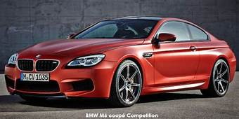 New BMW M6 Specs & Prices In South Africa  Carscoza