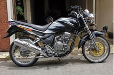 Modifikasi Motor Scorpio by Dunia Modifikasi Kumpulan Modifikasi Motor Yahama Scorpio