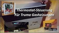 diy thermostat steuerung truma gas heizung trumatic