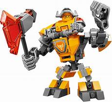 lego nexo knights 70365 battle suit axl mattonito