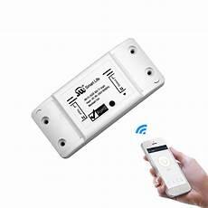 Moeshouse Wifi Smart Light Switch Breaker by Smart Switches 3pcs Moeshouse Diy Wifi Smart Light