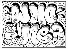 graffiti coloring pages for teenagers at getdrawings