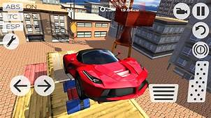 Extreme Car Driving Simulator  Jogos Download TechTudo