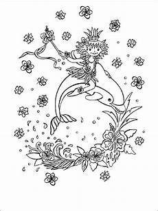 Ausmalbilder Gratis Delfin Malvorlagen Prinzessin Lillifee Und Der Kleine Delfin