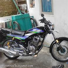 Modifikasi Honda Gl by Modifikasi Honda Gl Motor Tuo