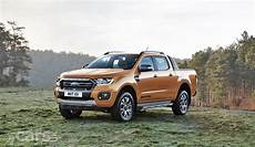 ford ranger up gets updated for 2019 cars uk
