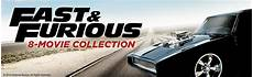 Fast Furious 8 Collection Vin Diesel