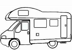 Malvorlagen Auto Mit Wohnwagen Autos 6 Ausmalbilder Kostenlos