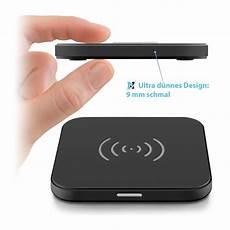 qi laden induktions ladeger 228 t wireless f 252 r apple iphone