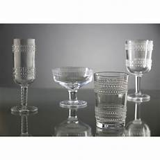 servizi di bicchieri servizio 6 bicchieri da denis shabby chic bicchieri